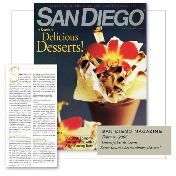 Press Extraordinary Desserts