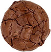 Gluten Free Double Chocolate Fudge Cookie