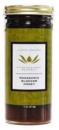 Maui Macadamia Blossom Honey