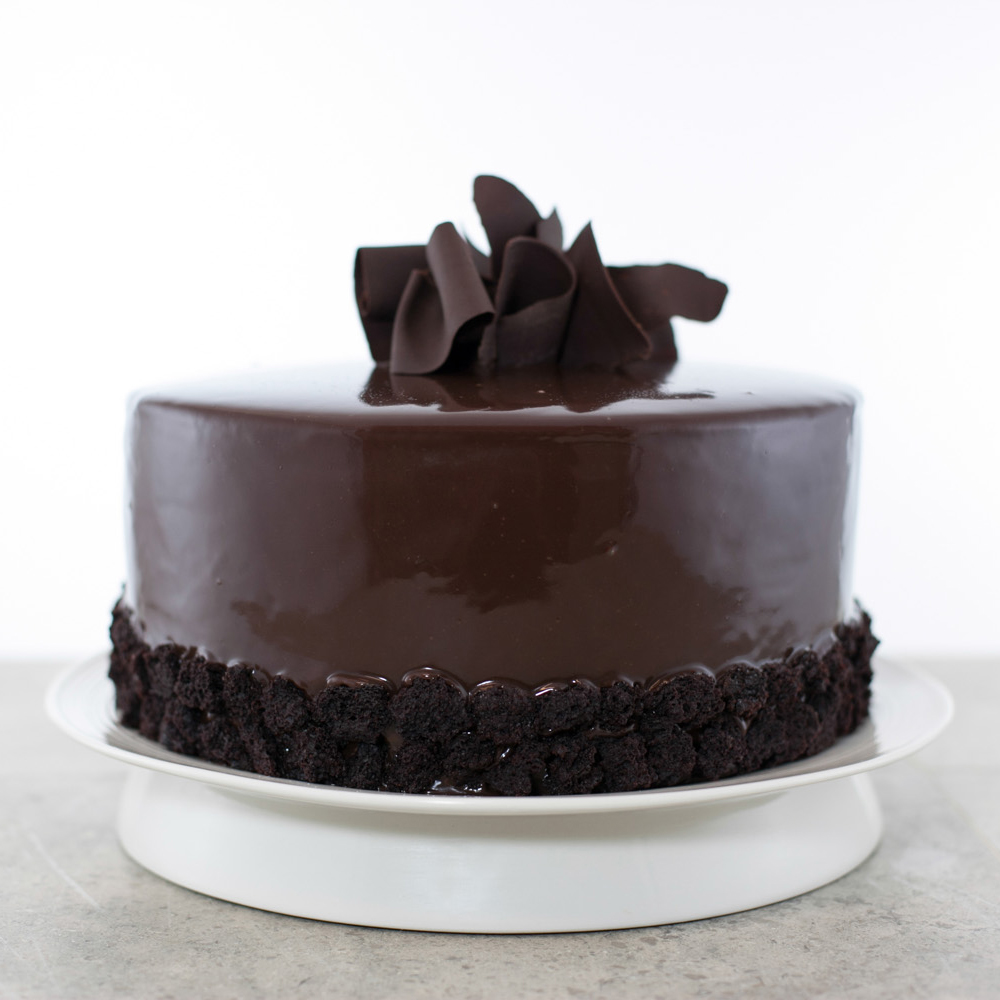Large Chocolate Cake Images : Extraordinary Desserts   BIG CHOCOLATE CAKE