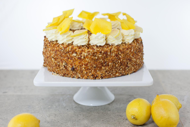Lemon Praline