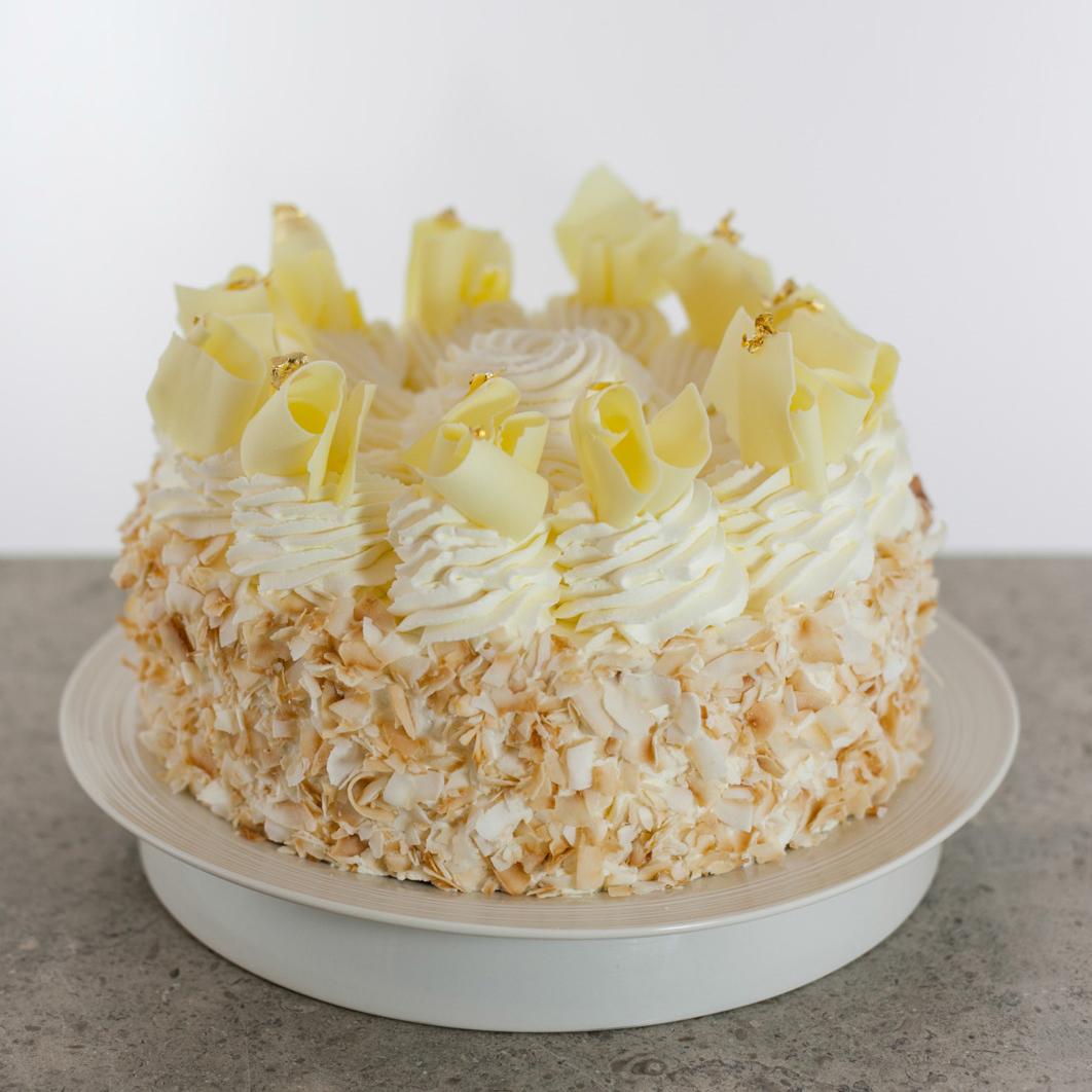 Wedding Cake Mousse Framboise