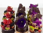 CHOCOLATE TARTS & PERSONAL SIZE CAKES
