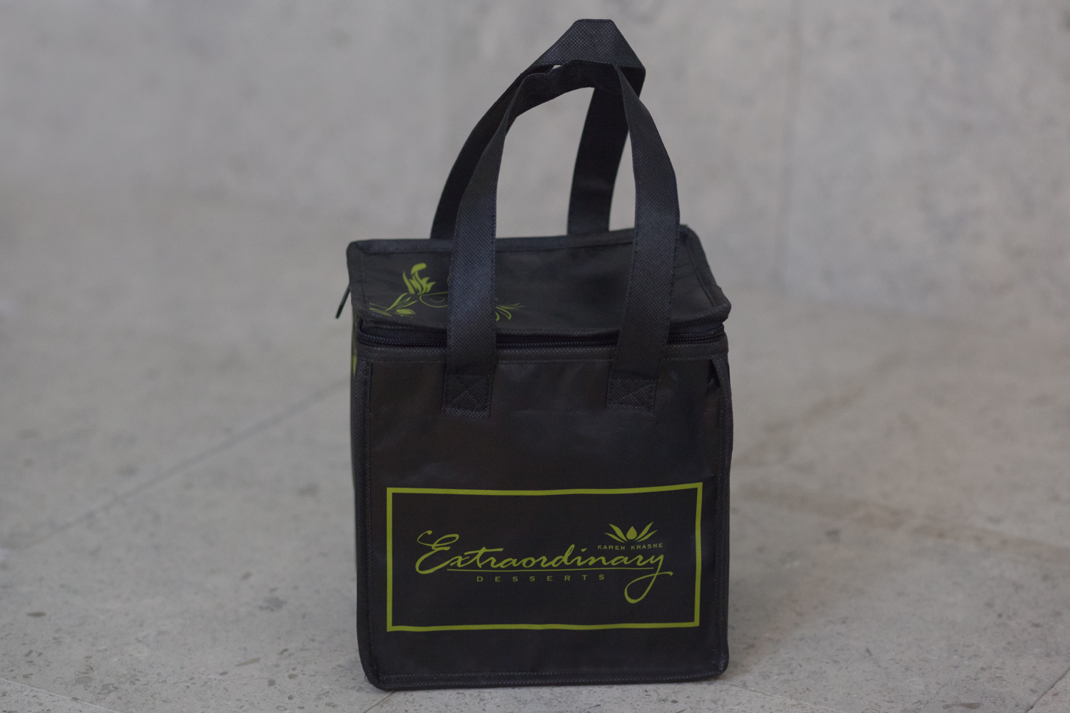 ED Ice Cream Cooler Bag 1