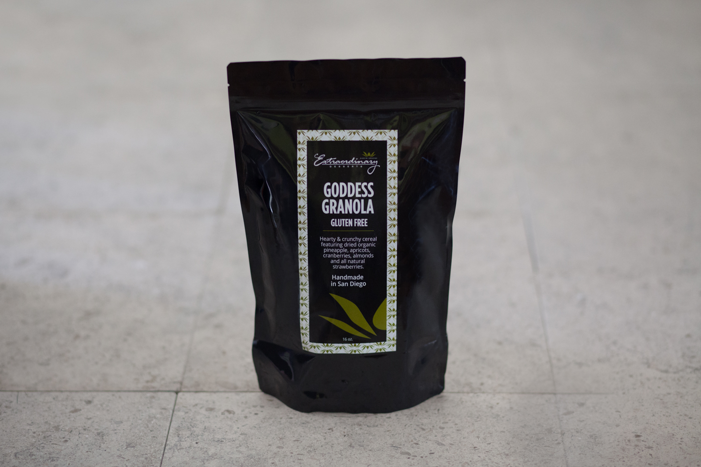 Goddess Granola