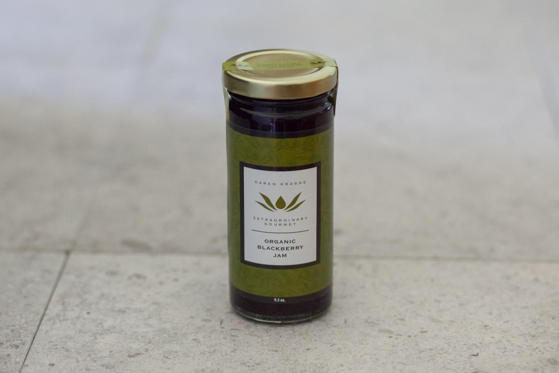 Jam Organic Blackberry Jam
