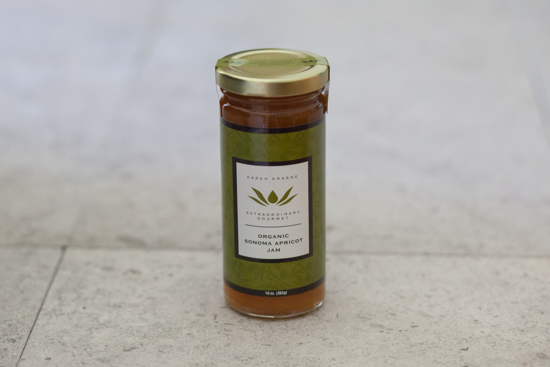 Jam Organic Sonoma Apricot Jam
