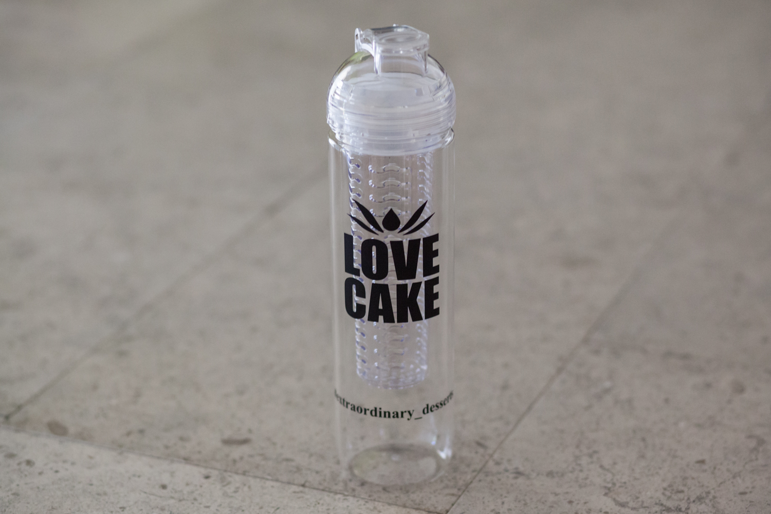 Love Cake Diffuser Bottle