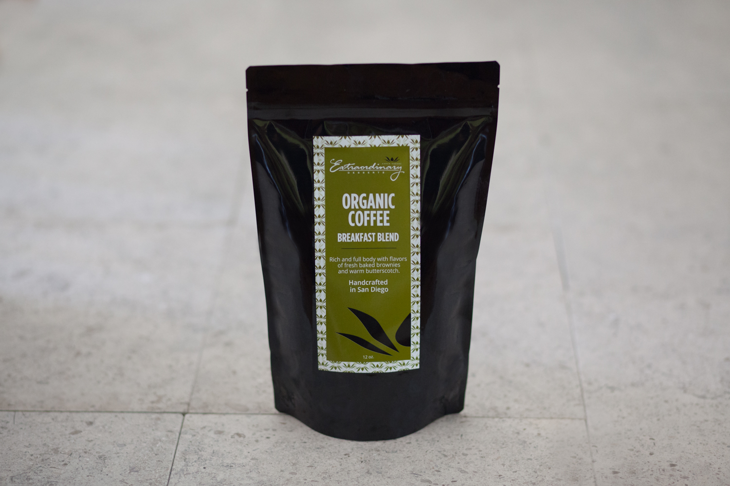 Organic Coffee Breakfast Blend