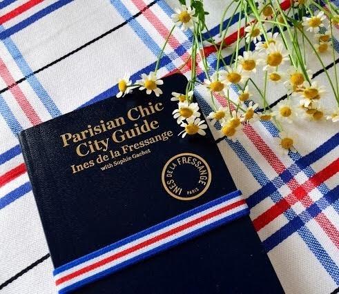 Parisian Chic City Guide book