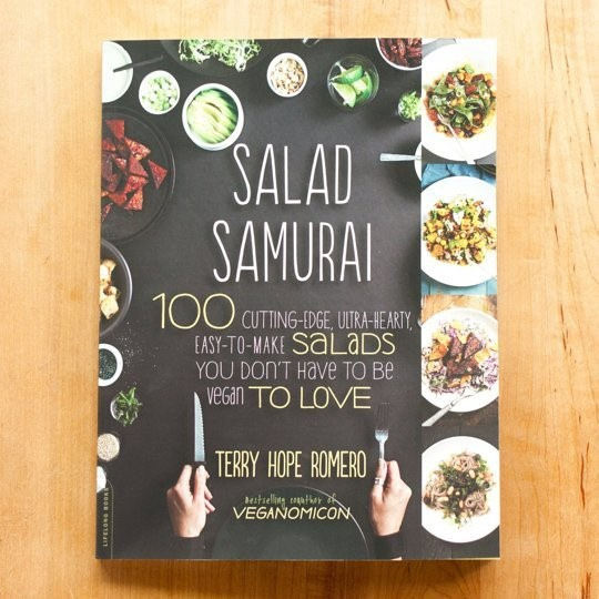 Salad Samurai book