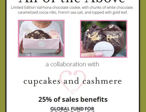 """LIMITED EDITION COOKIE – """"ALL OF THE ABOVE"""": Online and In Both Stores"""