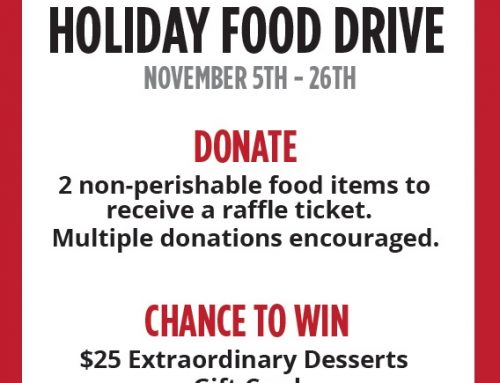 MAMA'S KITCHEN FOOD DRIVE: Little Italy