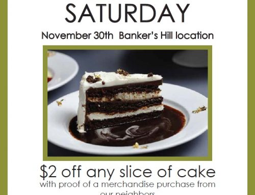 SMALL BUSINESS SATURDAY: Banker's Hill