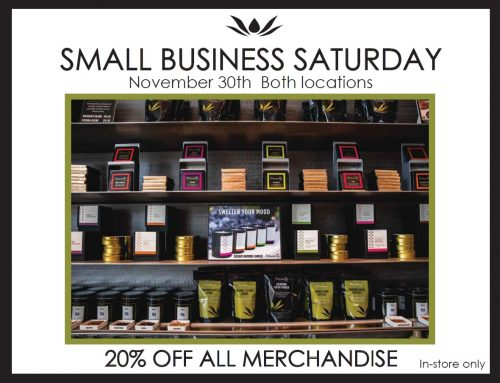 SMALL BUSINESS SATURDAY: Both Locations
