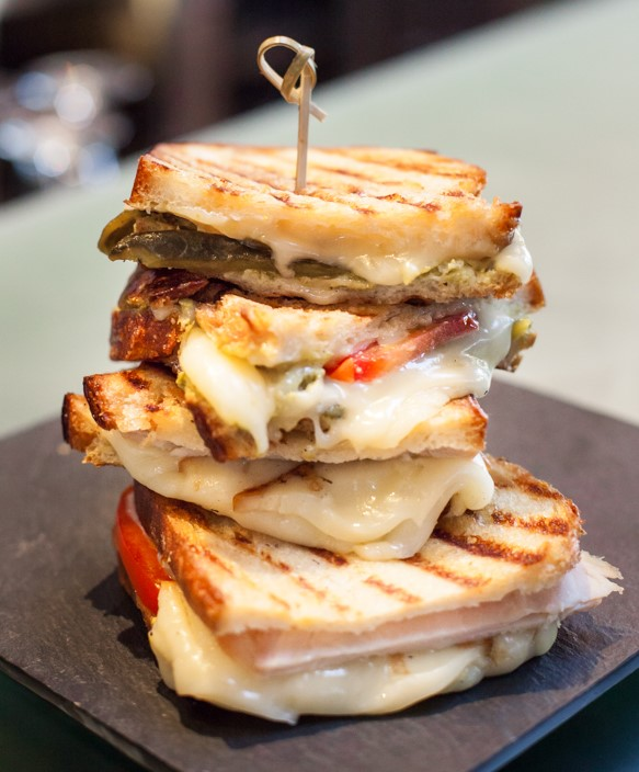 GRILLED CHEESE NIGHT: Little Italy