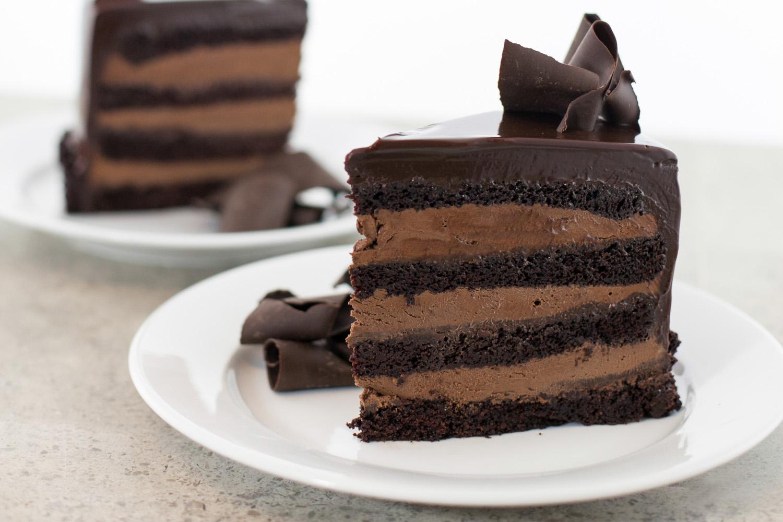 BIG CHOCOLATE CAKE – Extraordinary Desserts